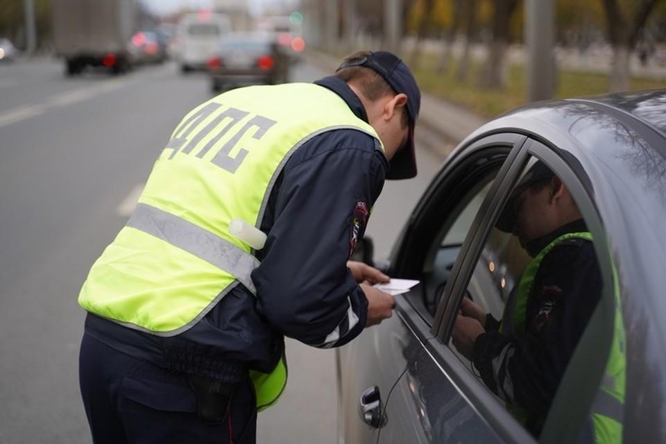 Законопослушного водителя успели лишить прав за проделки тезки.