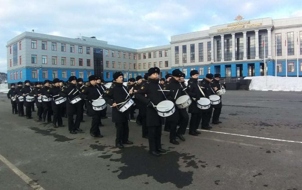 День Победы в Мурманской области пройдет под барабанный бой. Фото: Северный флот