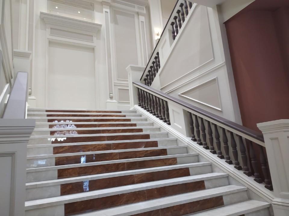 Национальная библиотека Удмуртии преобразилась после ремонта