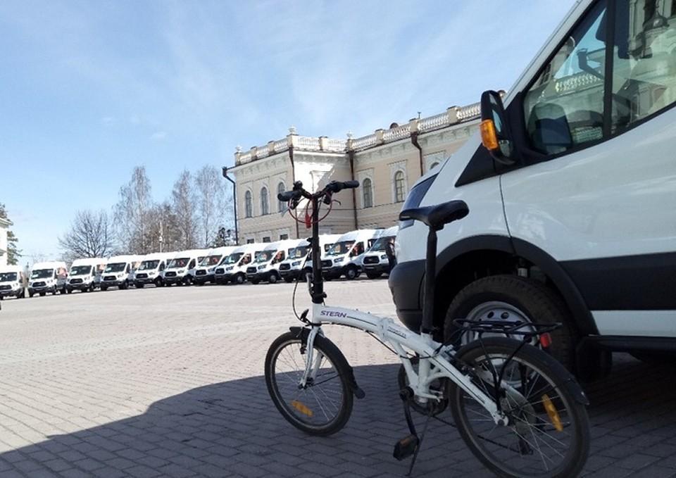Владельцам велосипедов стоит соблюдать осторожность