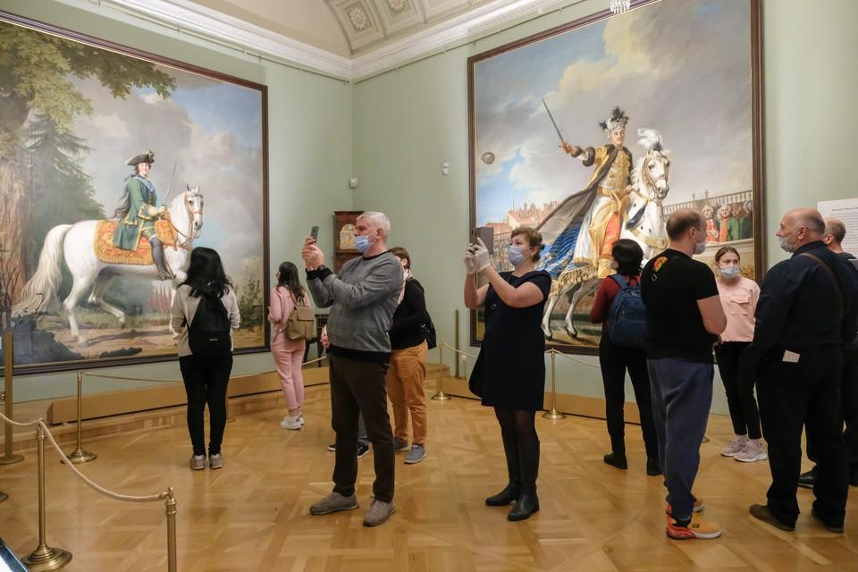 По словам Пиотровского, во времена эпидемии музей мог стать настоящим спасением для людей.