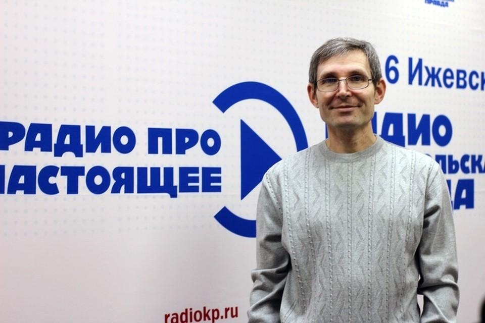 Фельдшер скорой помощи Николай Салтыков