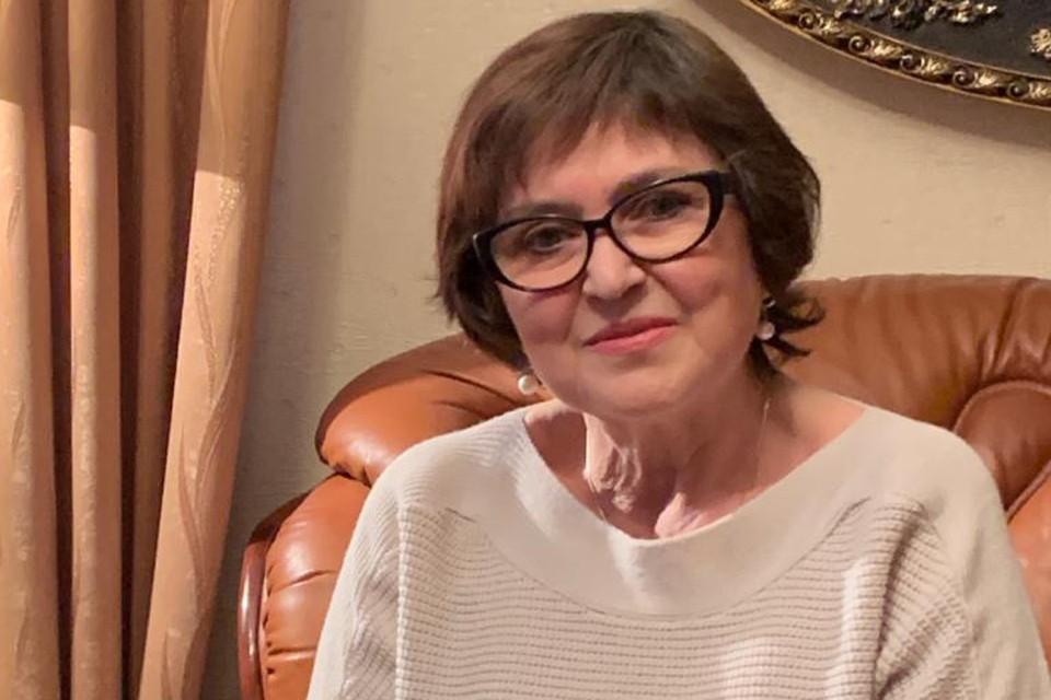 О болезни Валентина узнала в 56 лет