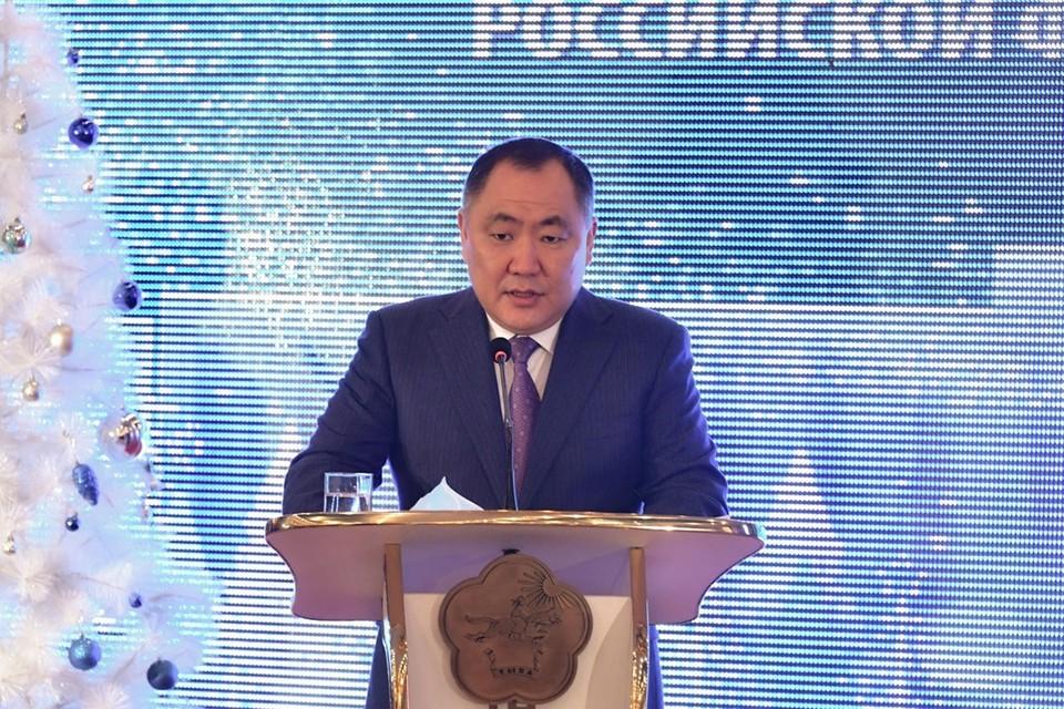 Отставка главы Тувы Шолбана Кара-оола. Фото: сайт правительства республики
