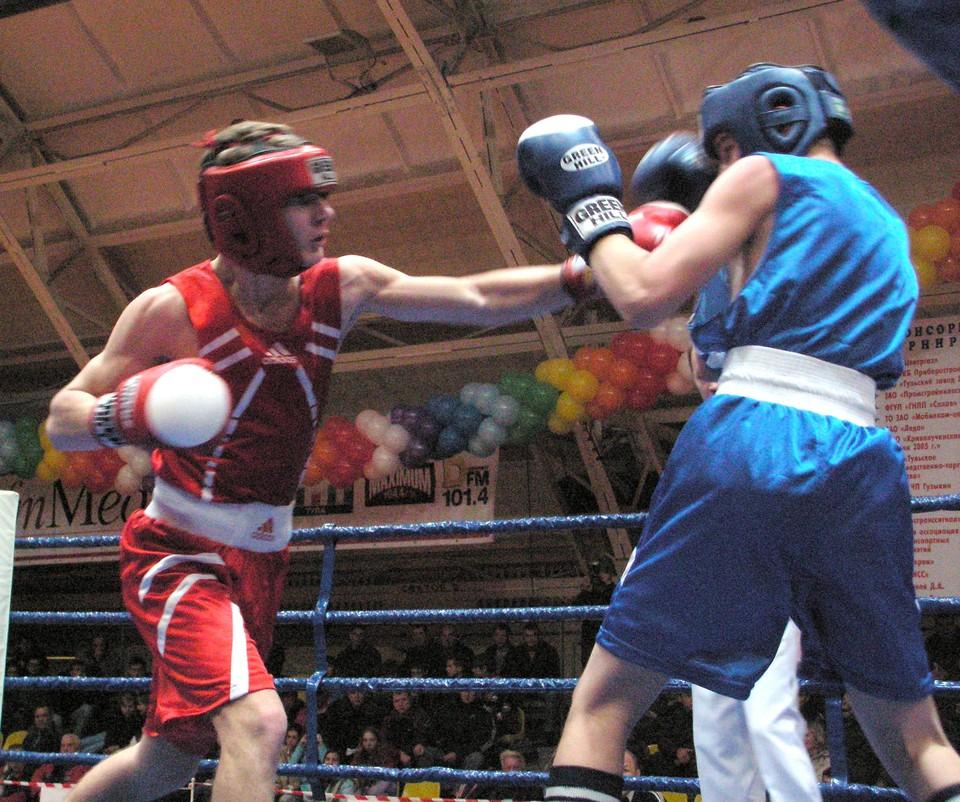 Трижды третий: формула достижений тульских боксеров