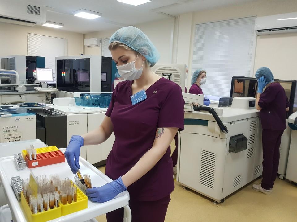 Всего с начала пандемии в Белгородской области коронавирусом заболели 34962 человека.