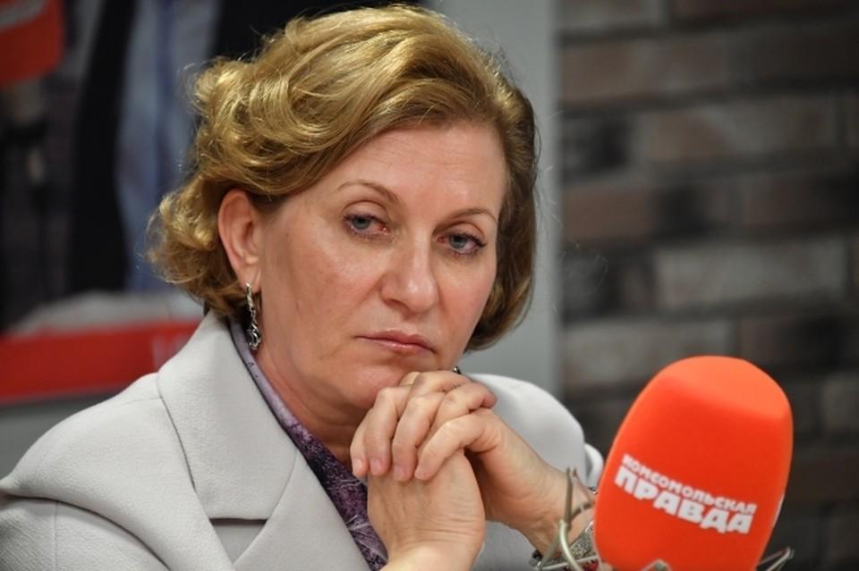 Анна Попова рассказала о рекомендациях для летнего отдыха детей в 2021 году