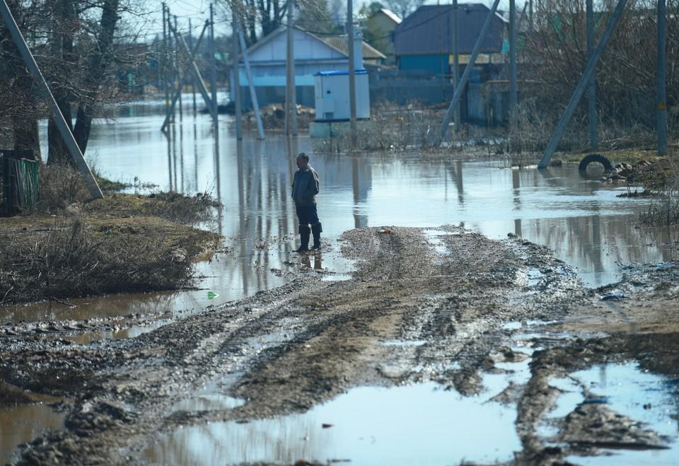 Власти уверяют, что в случае ухудшения обстановки с паводком, группировка сил и средств готова к ликвидации ЧС