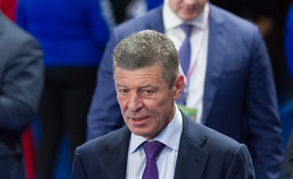 Козак назвал последние действия Киева в Донбассе пиар-ходом, имитирующим военную угрозу.