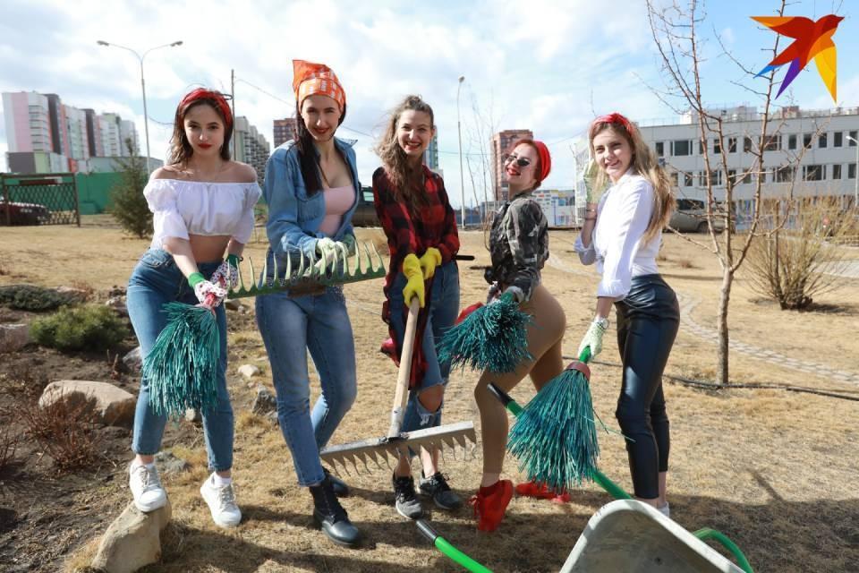 Первый субботник в Мурманской области состоится 24 апреля.