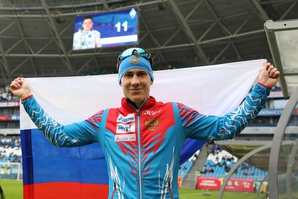 Призер чемпионатов мира и Европы по биатлону живет в Самарской области и болеет за «Крылья Советов».