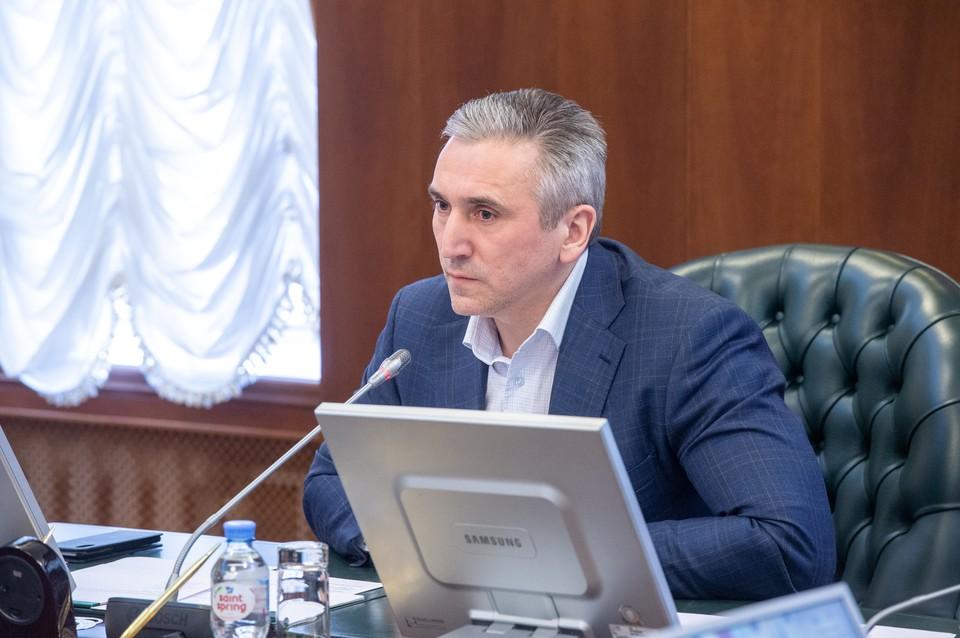Фото: пресс-служба губернатора Тюменской области