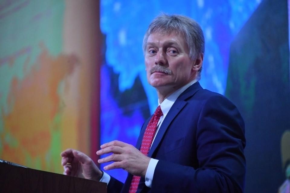Дмитрий Песков заявил, что эскалация в Донбассе беспрецедентна