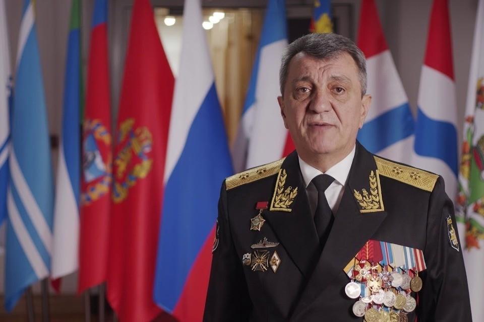 Сергей Меняйло. Фото: YouTube