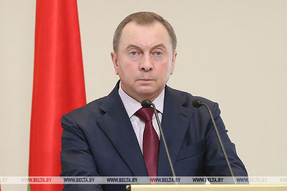 Макей заявил, что режим в Беларуси силен, крепок, и он выстоит. Фото: БелТА