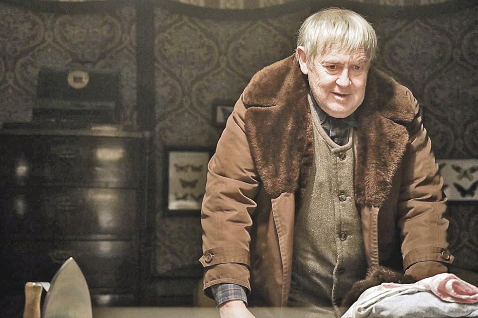 Юрий Стоянов в сериале «Вампиры средней полосы». Фото: Кадр из фильма
