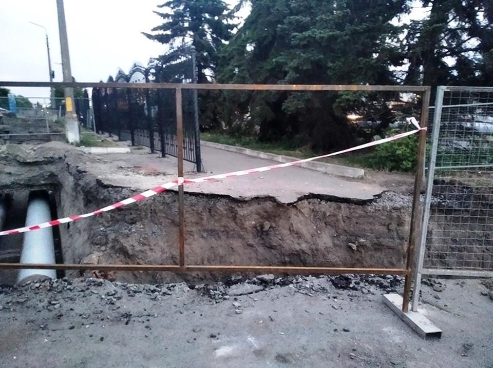 Планируется в течение трех лет провести реконструкцию 28 участков тепловых сетей в Центральном и Железнодорожном округах Курска