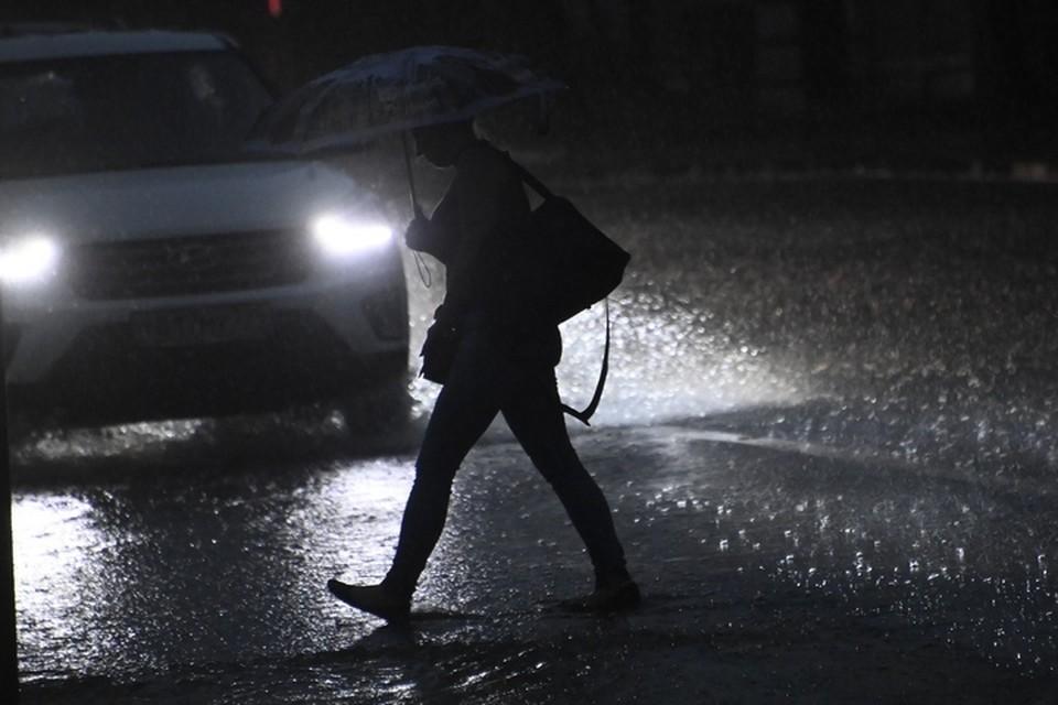 Кубай сообщил о зарождении тропического циклона.