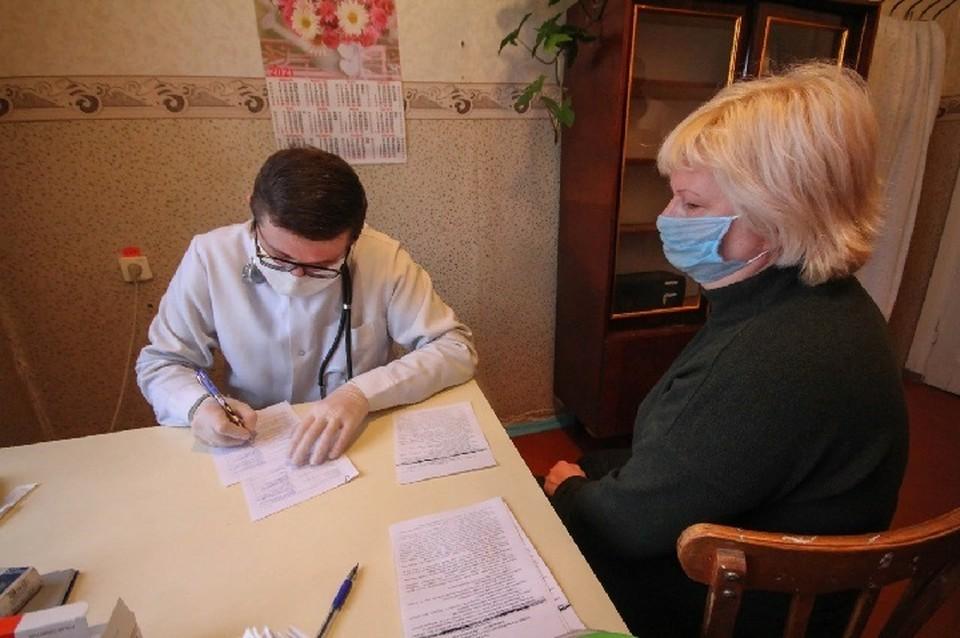 Исследования показали, что 49 человек переболели коронавирусом раньше