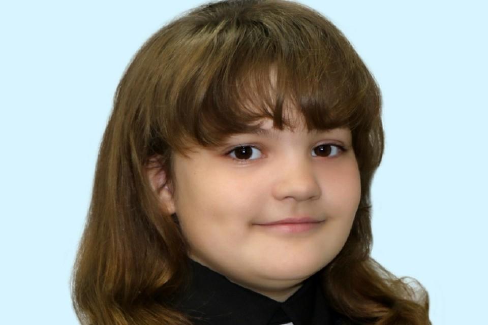 Восьмилетняя Диана спасла жизнь своей одноклассницы, вытащив девочку из ледяного озера. Фото предоставлено героем публикации.