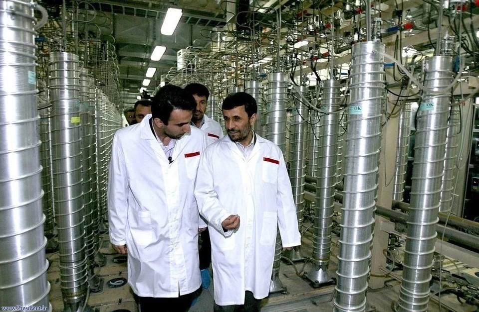 Власти Ирана назвали имя устроившего диверсию на ядерном объекте в Натанзе