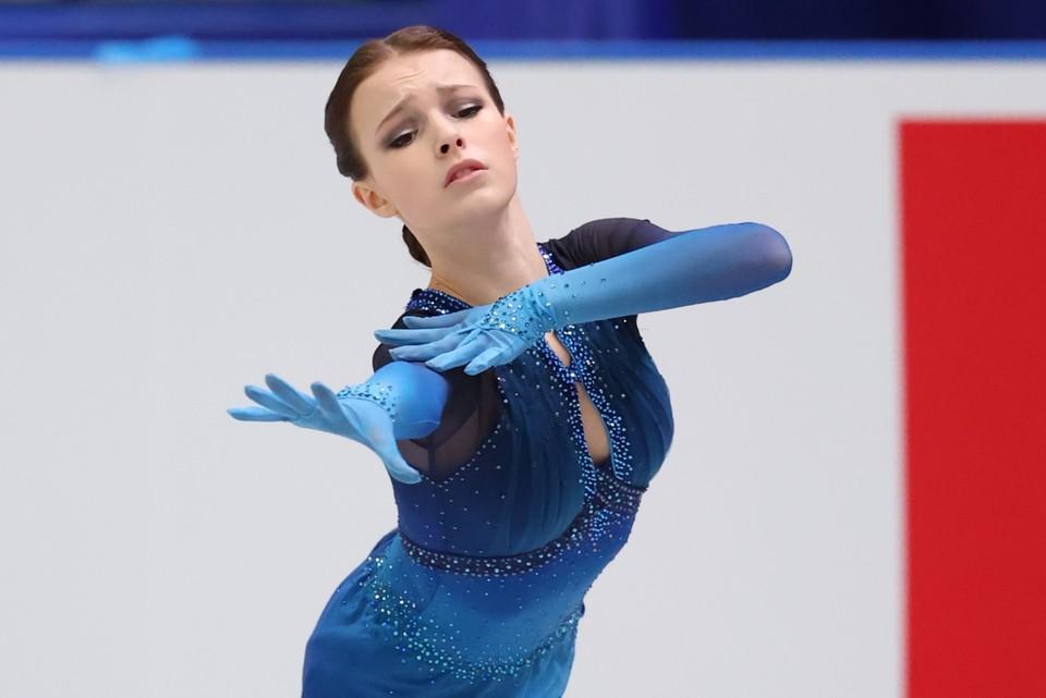 Сборная России - чемпион мира в команде.