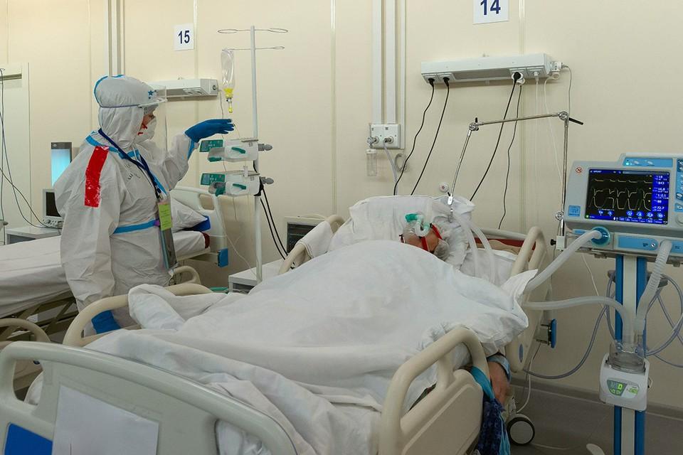 Процент повторно попадающих на больничные койки оказался очень высоким