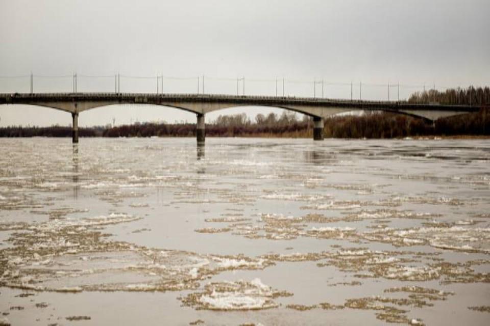 За сутки в Кировской области вода на Вятке поднялась на 39 см. Фото: kirovreg.ru