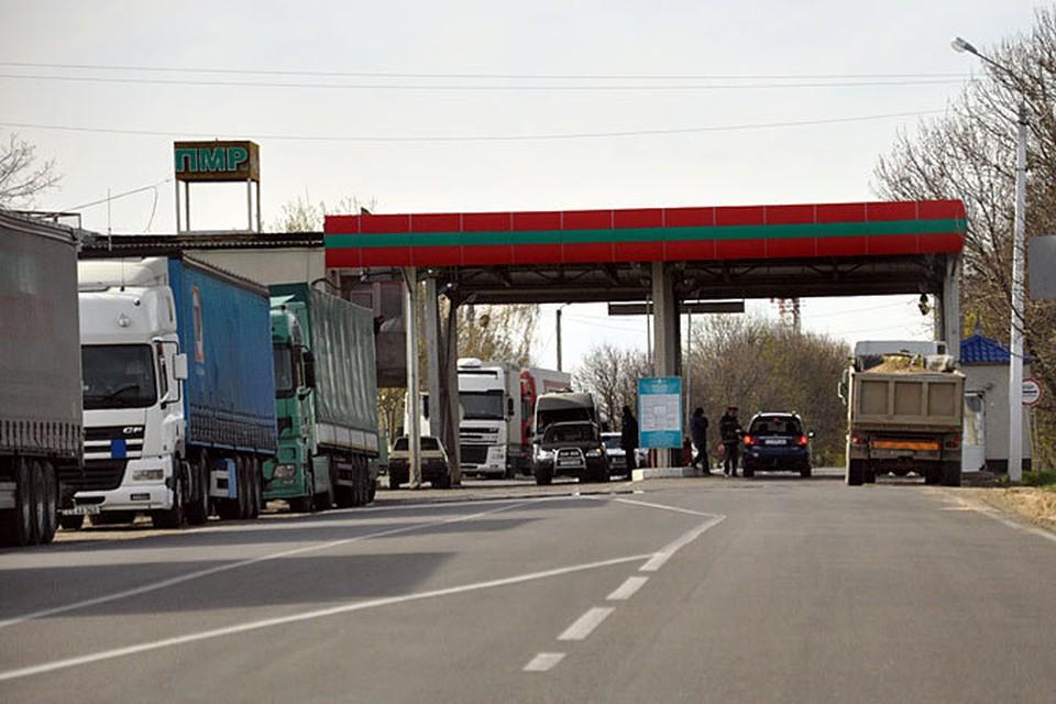 При пересечении границы с Приднестровьем есть некоторые нюансы.