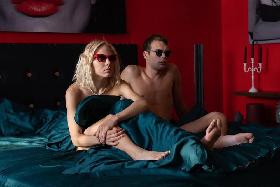 Кадр из фильма «Секреты семейной жизни». Фото предоставлено компанией МТС.