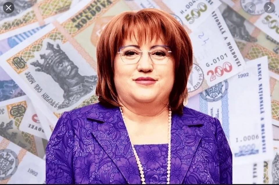 Домника Маноле, наверное, самая богатая пенсионерка страны!
