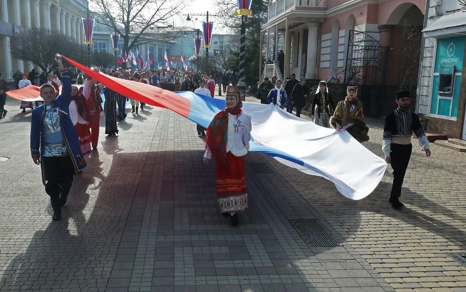 Сегодня в Крыму в седьмой раз отмечают День возрождения реабилитированных народов. Фото: пресс-служба главы Крыма