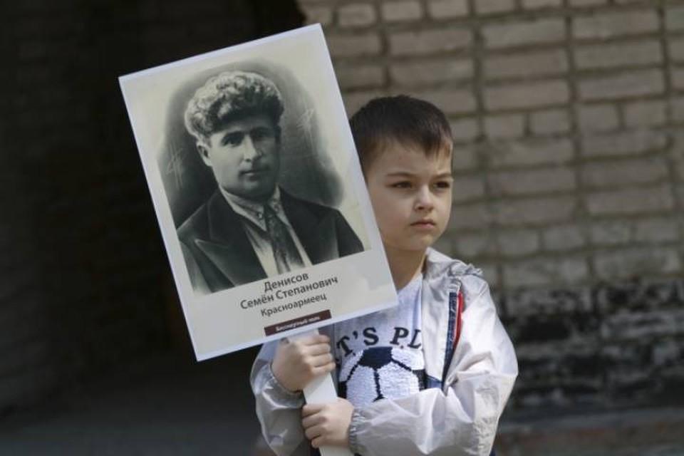 В 2021 году «Бессмертный полк» в Кирове пройдет в онлайн формате.