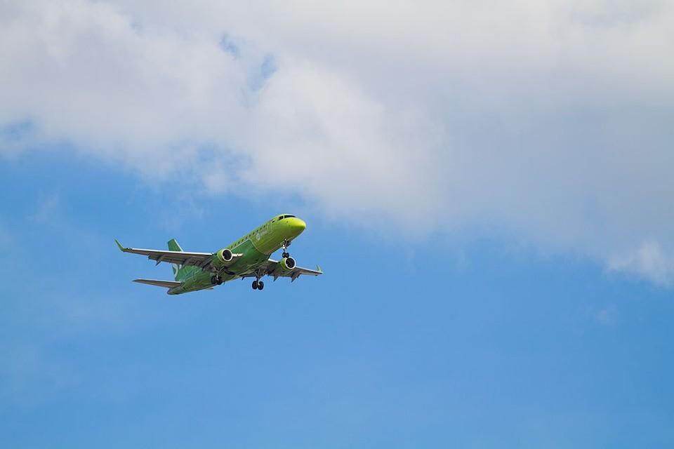 Росавиация одобрила вылеты из Омска по нескольким направлениям. Фото: Евгений Цуприк