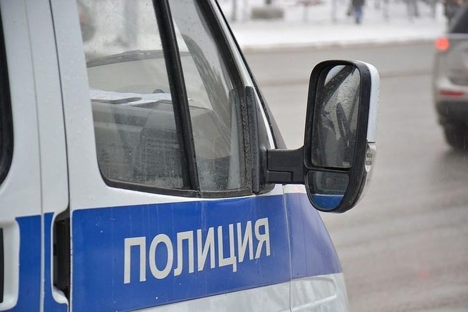 Полицейские задержали агрессивного мужчину.
