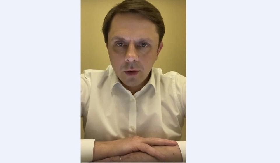 Ситуацию губернатор прокомментировал во время прямого эфира в соцсетях