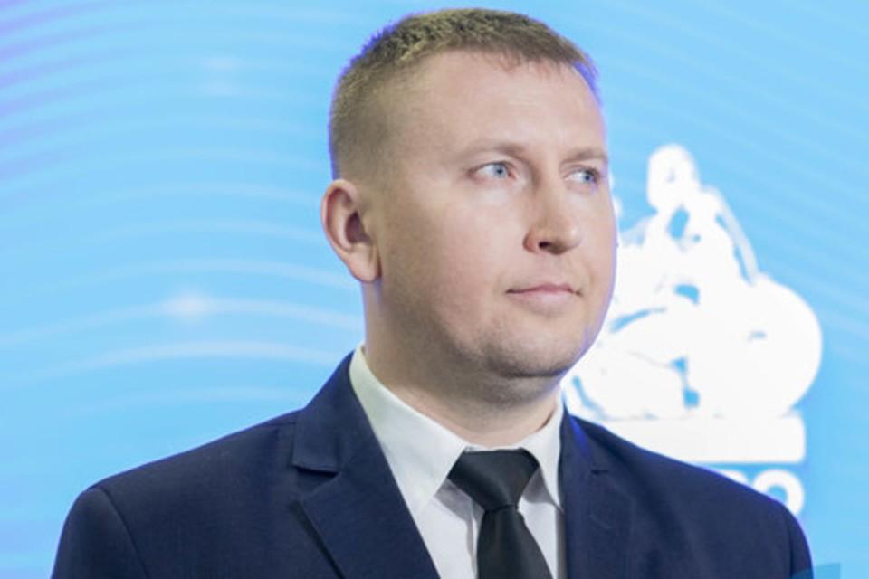 Председатель Народного Совета ЛНР Денис Мирошниченко. Фото: ЛИЦ