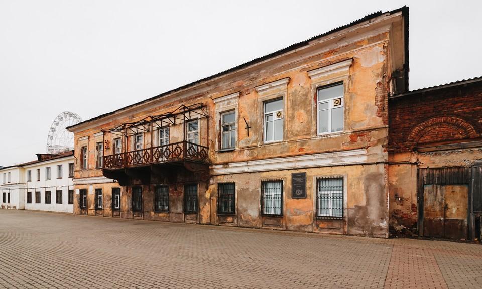 800-метровый «Арбат» может появится около Генеральского дома в Ижевске