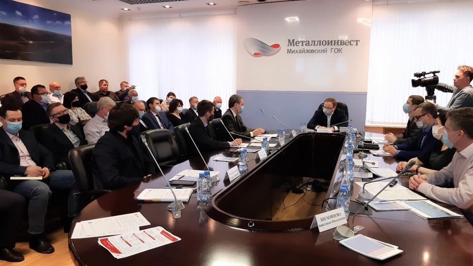 Компания заинтересована в развитии промышленности в регионе, а также в максимальной кооперации с местными производителями