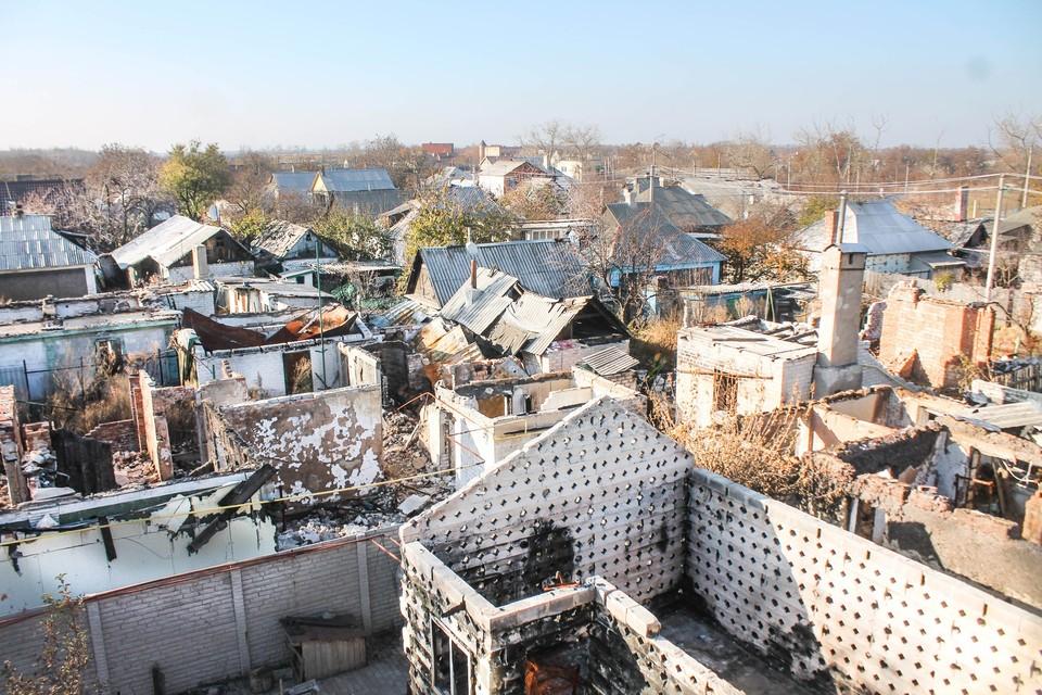 Если Зеленский согласится встретиться, у него будет возможность воочию увидеть последствия обстрелов Республик украинскими военными
