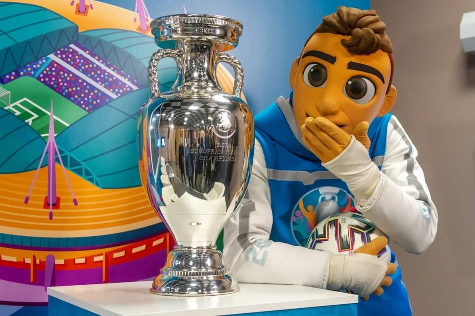 Петербург примет три игры с участием Швеции, Польши и Словакии на Евро-2020.