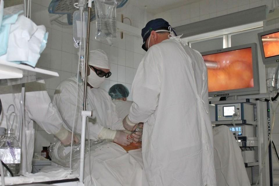 Новое оборудование протестировали в хабаровской онкологической клинике