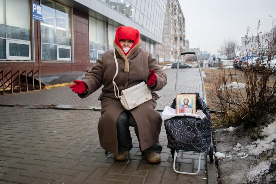 Надежда Зорина из Удмуртии поделилась рассказом о своей судьбе Фото: Анастасия Михайлова
