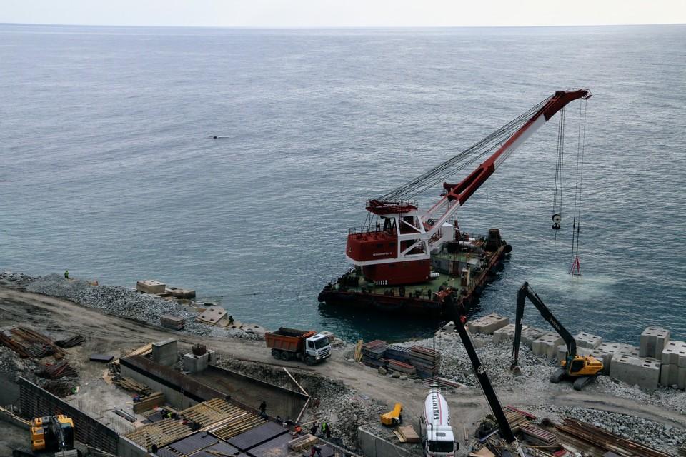 Ремонт и строительства прибрежных очистных сооружений закончат к концу 2024 года