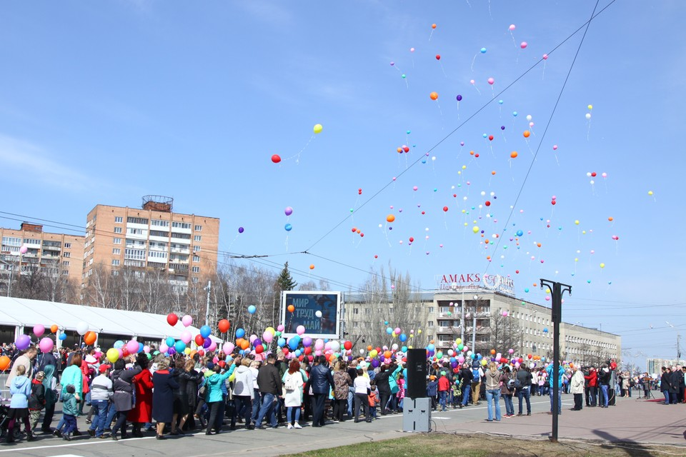 Президент России Владимир Путин объявил выходными дни с 1 по 10 мая в Удмуртии