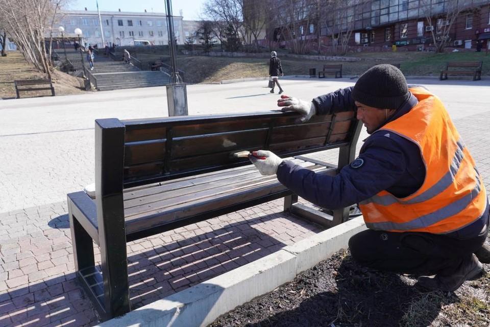 Субботник в Иркутске перенесли из-за непогоды на середину мая.