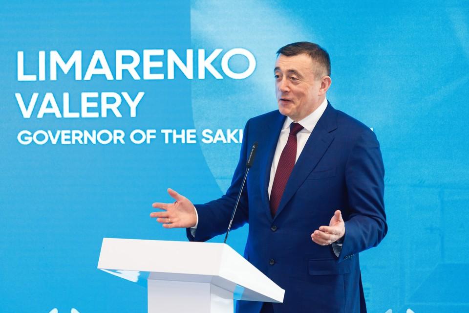 Губернатор Сахалинской области рассказал о важности не пропустить энергетический поворот. Фото: предоставлены организаторами