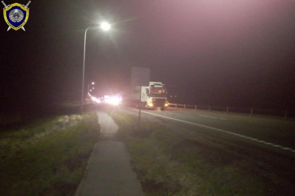 На трассе М1 грузовик врезался в фуру. Фото: телеграм-канал СК