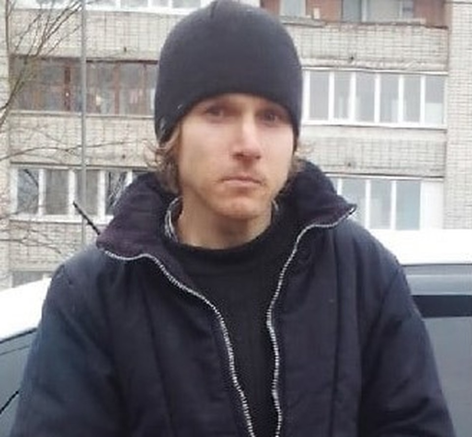 Мужчина ушел из дома 11 апреля