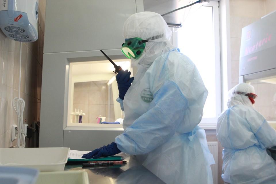 За минувшие сутки на Белгородчине скончались еще два пациента с подтвержденным COVID-19.
